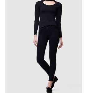 Frame Womens Jeans Skinny - Le High Skinny Black